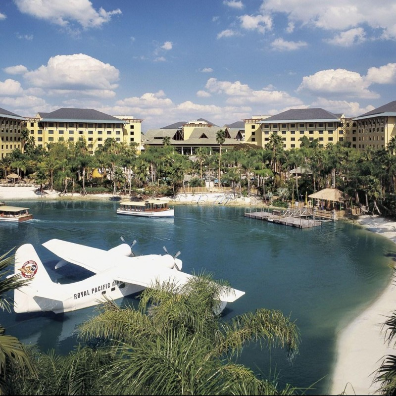 A Magical Orlando Getaway for Two Including Airfare