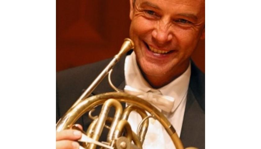 A Private Masterclass with Danilo Stagni and La Scala Philharmonic