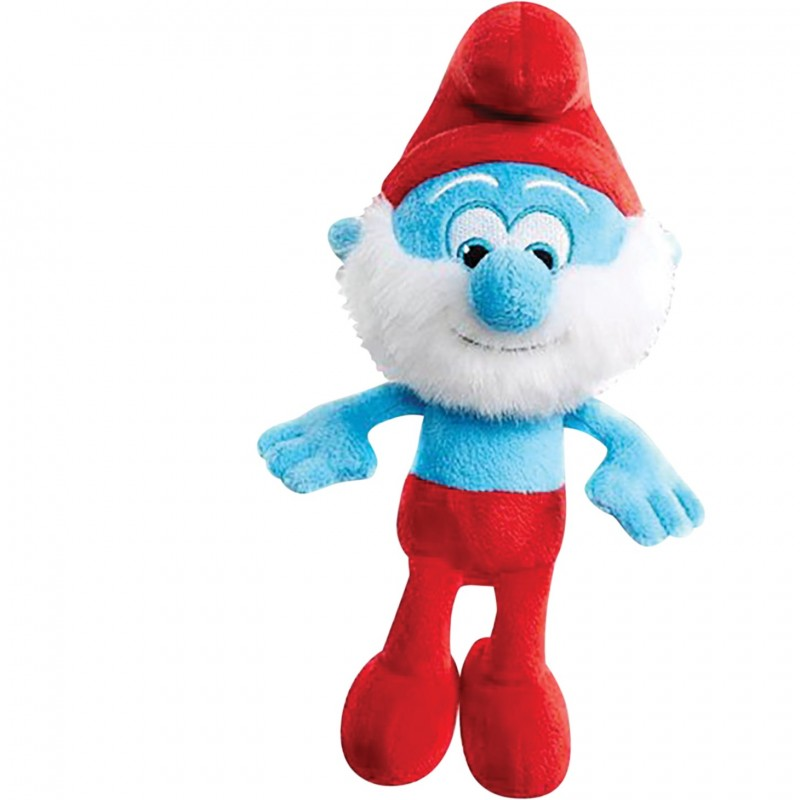 Donate a Stuffed Papa Smurf