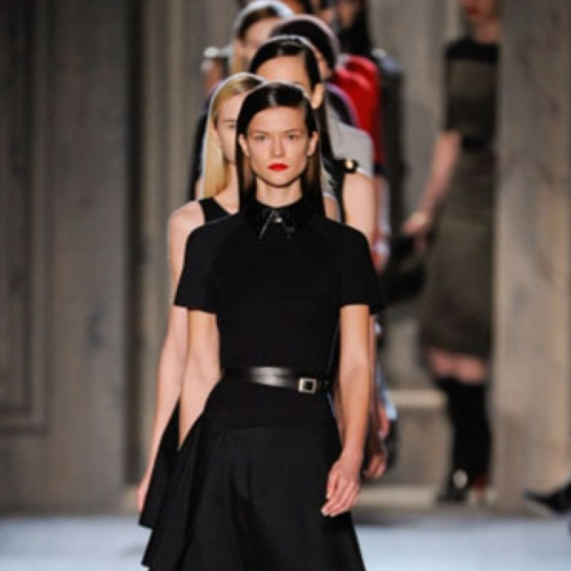 Attend London Fashion Week S/S 20: Victoria Beckham