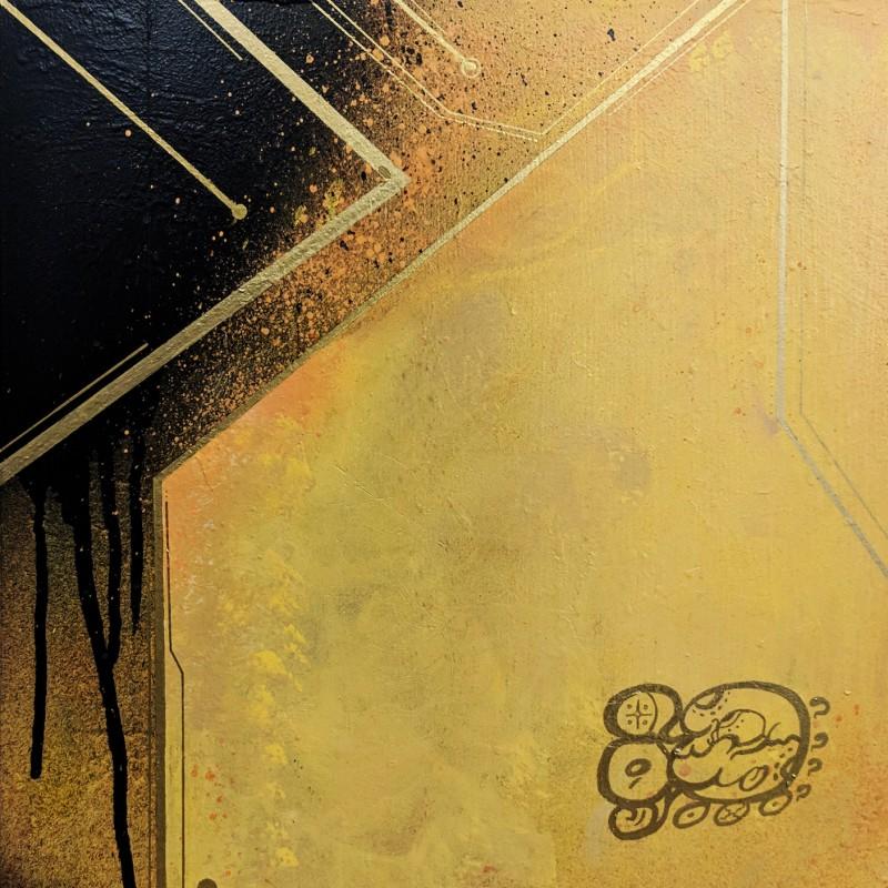 """""""Ancient Circuit Board"""" by Victor Escobedo"""