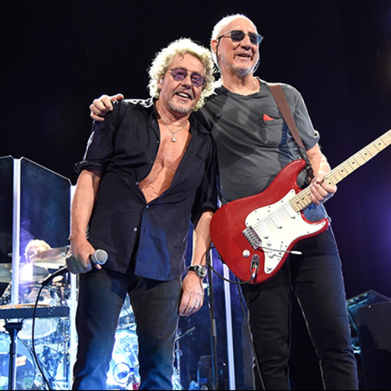 4 Tickets to Enjoy The Who Show from Private Box at Wembley