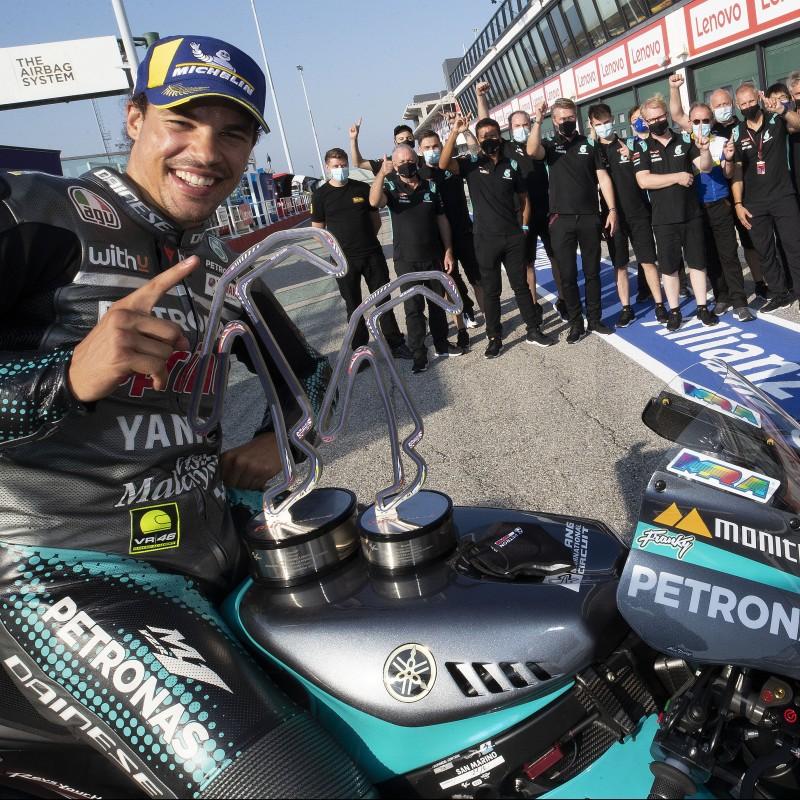 Vinci un'esperienza con Petronas Sepang Racing Team