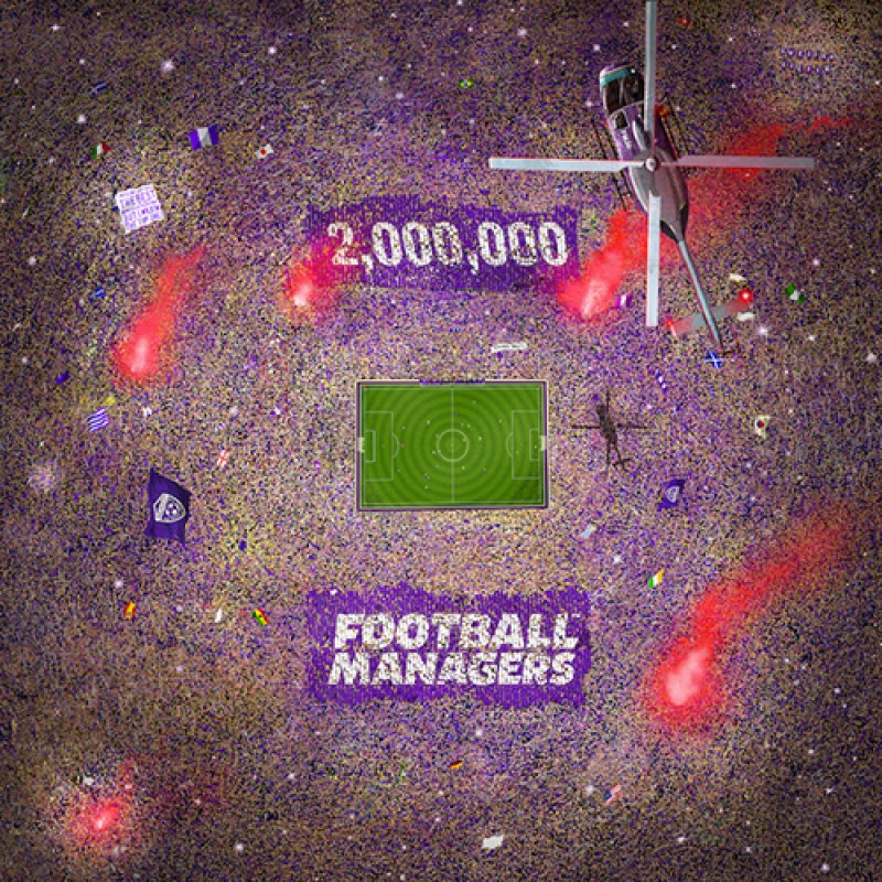 Limited Edition Football Manager Print