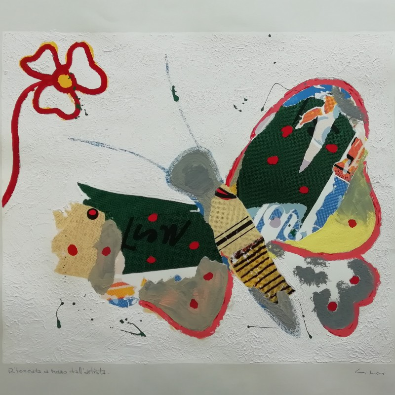 """Leggere"" by Giorgio Chiesi"