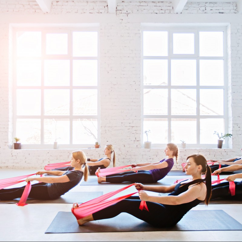 3 Private In-Home Pilates Sessions with Concierge Pilates in New York City