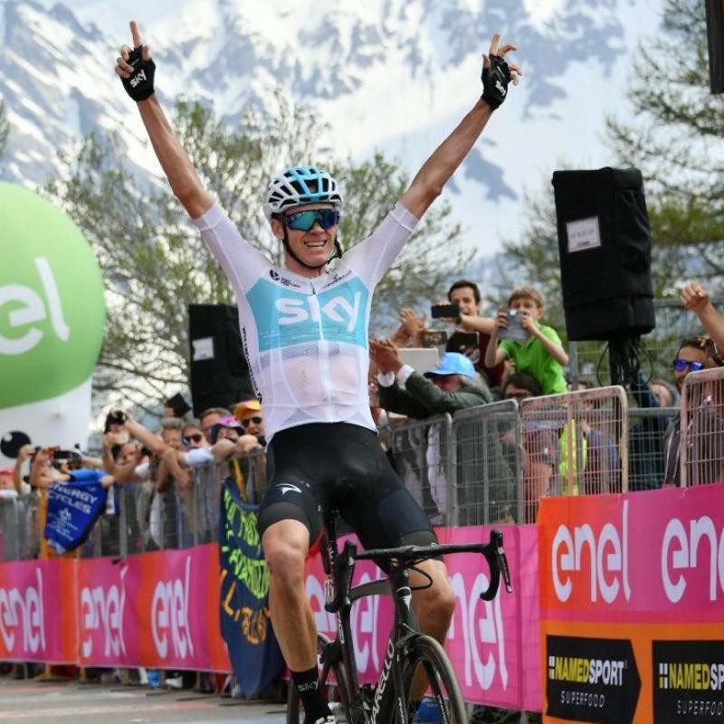 Colle delle Finestre 2018 Jersey - 19th Stage Giro d'Italia