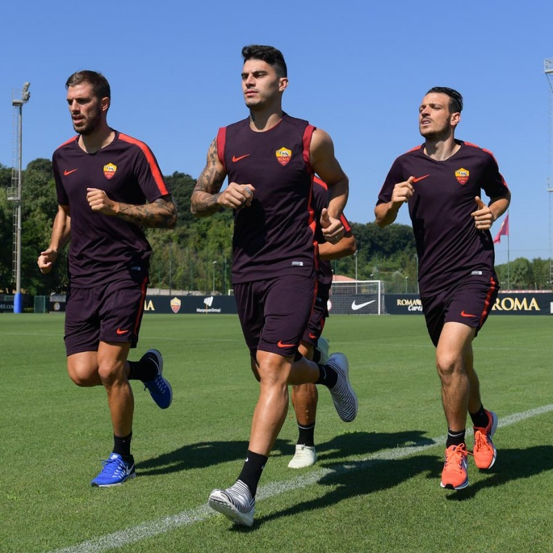 Attend an AS Roma Pre-Season Training Session in Boston