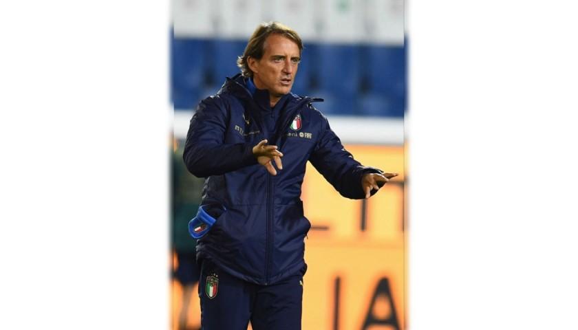 Italy Waterproof Training Jacket, 2018 Season