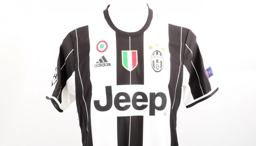 823ee4d02 Dybala Juventus Issued Shirt
