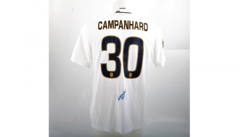 Campanharo's Official 2014/15 Hellas Shirt, Signed