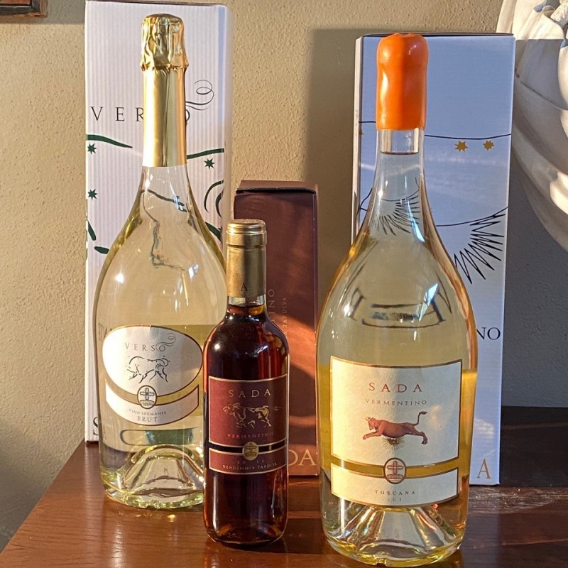 "Two Magnums and an Exclusive ""Vendemmia tardiva"" - SADA"