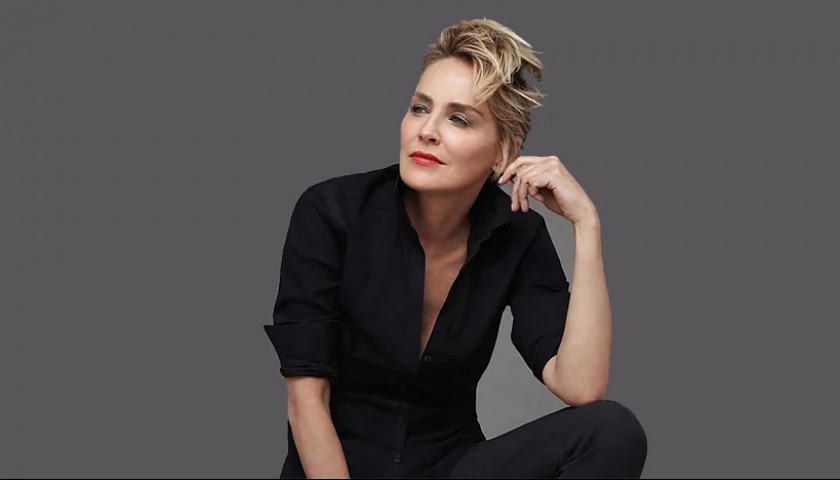 Sit at Sharon Stone's Table at her St. Moritz's Charity Gala