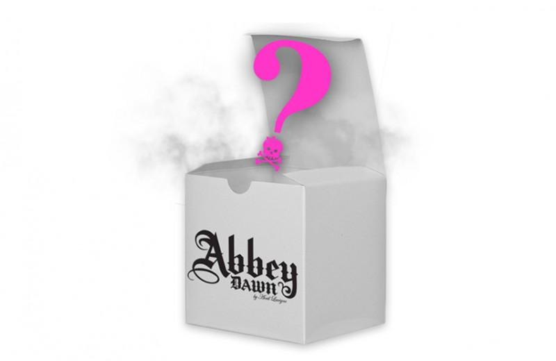 Vintage Abbey Dawn Merchandise Surprise Pack