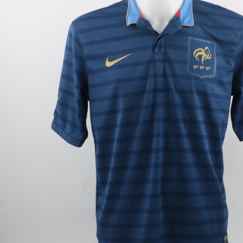 Official France shirt, Euro2012