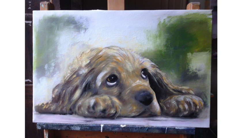 Portrait of your Pet by Antonello Arena