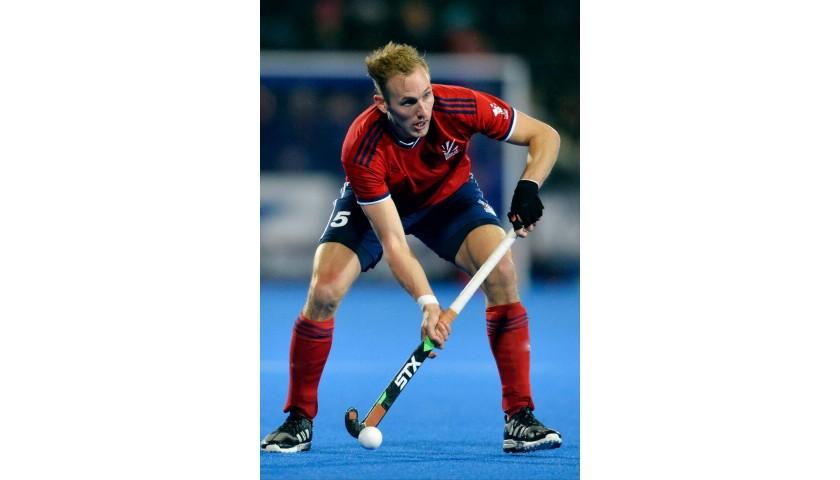 Skills, Drills and Chills With a GB Men's Hockey International