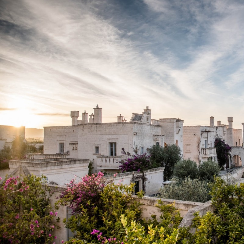 Exclusive Access to Vair Spa in Apulia, Italy