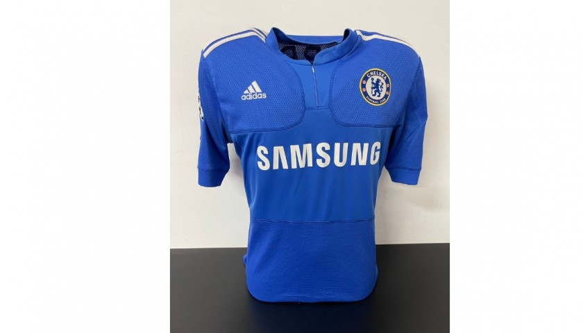 Terry's Official Chelsea Signed Shirt, 2009/10