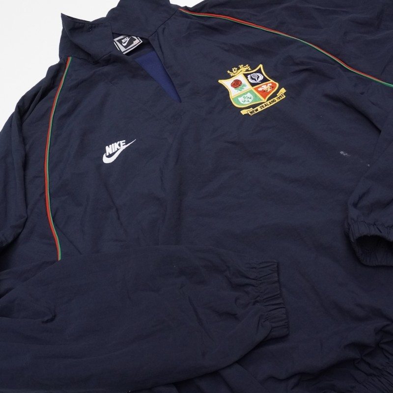 Gavin Hastings' Training Top from the 1993 Tour to New Zealand