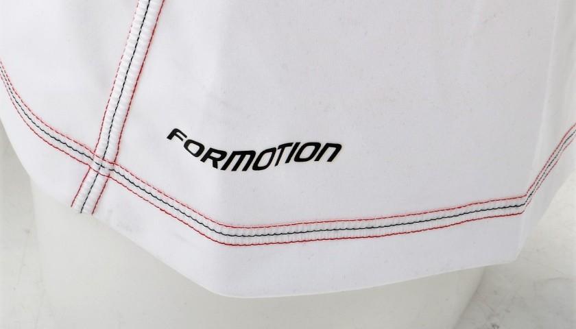Nesta's Issued/Worn Chievo-Milan Shirt
