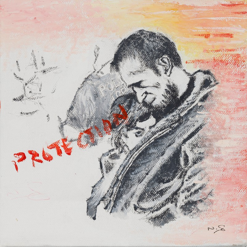"""Protection"" by Nitin Sawhney inspired by Massive Attack's Song"