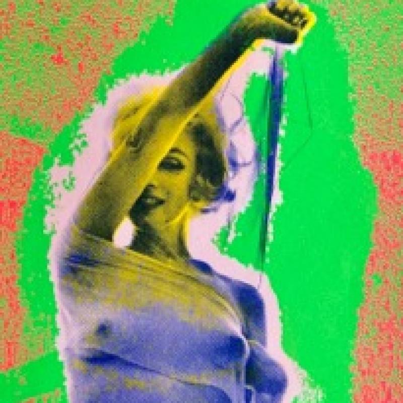 """Marilyn """"9 Poses"""" by Bert Stern"""
