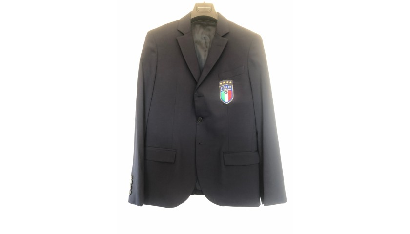 Italy National Football Team Ermanno Scervino Suit