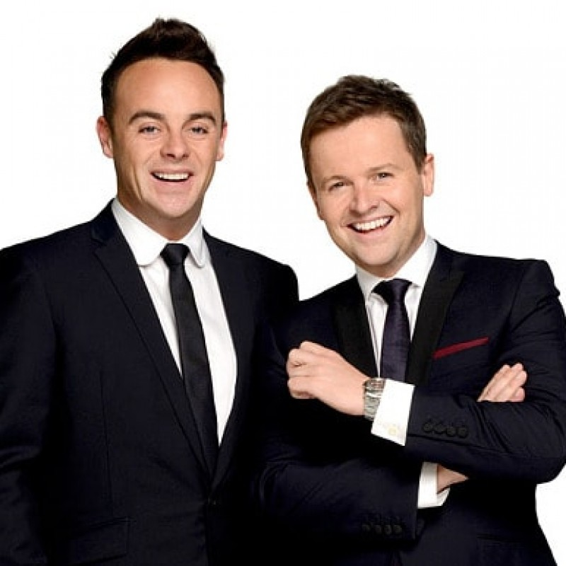 Ant and Dec invite you to be guests at Saturday Night Takeaway Live