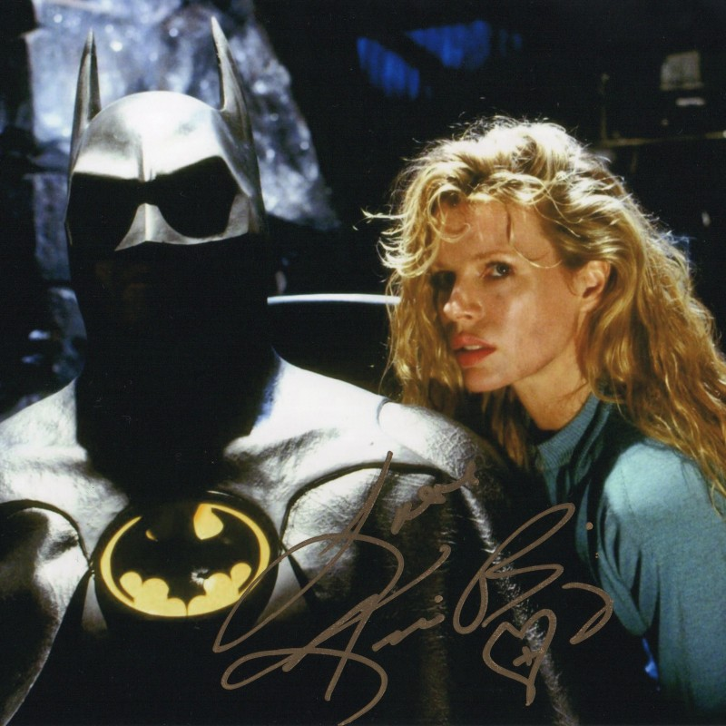 Kim Basinger in Batman Signed Photograph