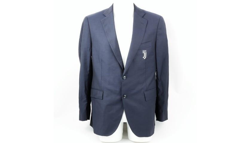 Vestito Elegante Juventus.Abito Juventus Fc Indossato Da Leonardo Bonucci Charitystars