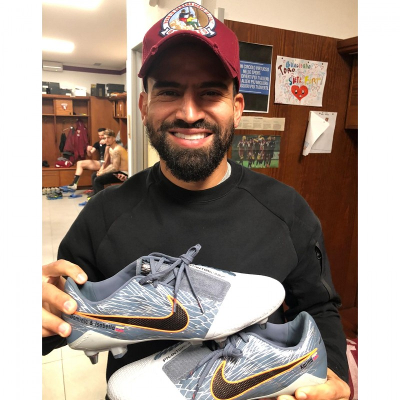 Nike Boots Issued to Tomas Rincon