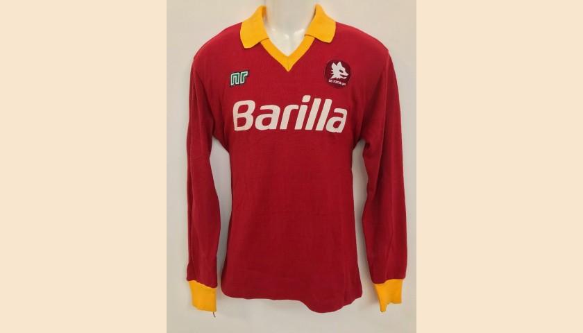 Roma Shirt Season 1987/88 - Worn by Collovati