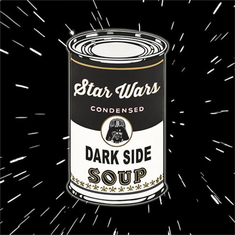 """Black Soup"" by Tony Leone"