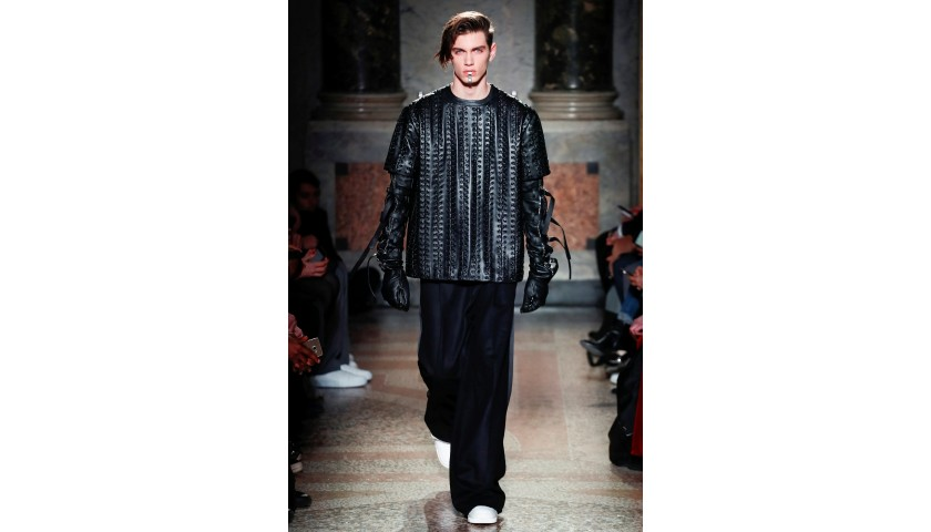 Attend the Les Hommes S/S 2019-20 Fashion Show in Milan