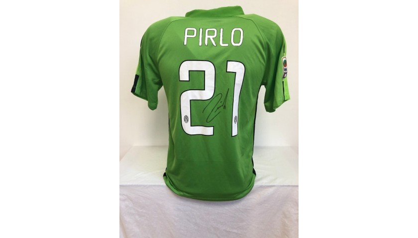 Pirlo's Official Juventus Signed Shirt, 2014/15