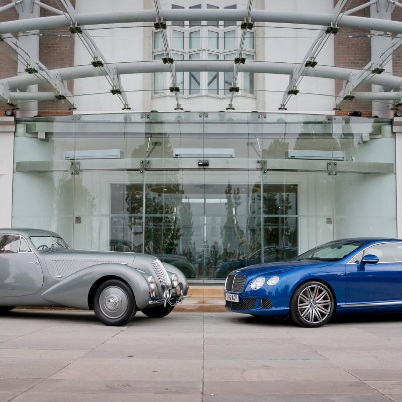 Bentley Factory Tour in Crewe