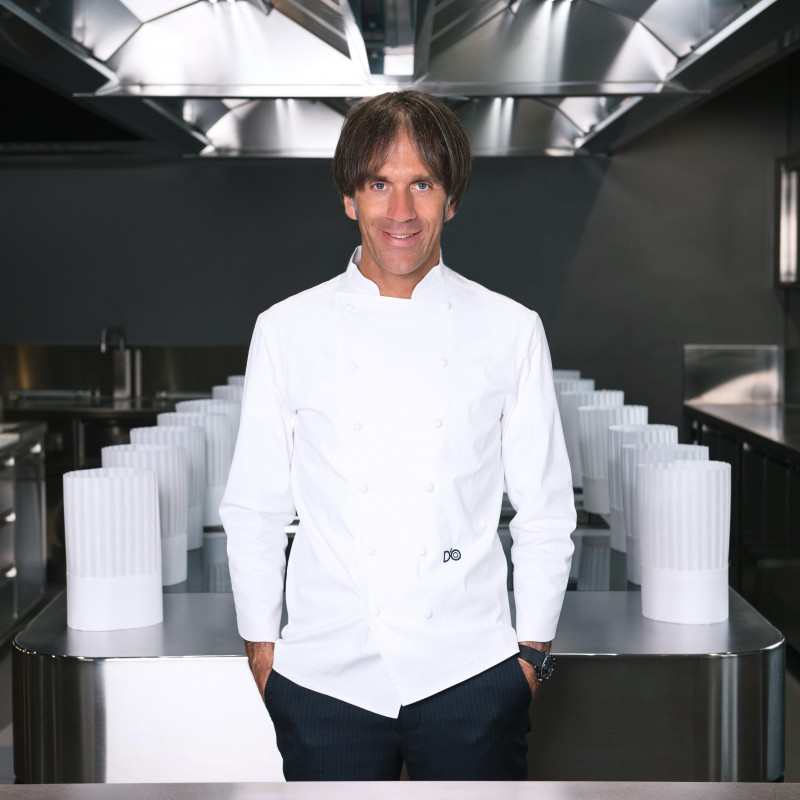 Win a Dinner for Two at the Michelin-starred Ristorante D'O