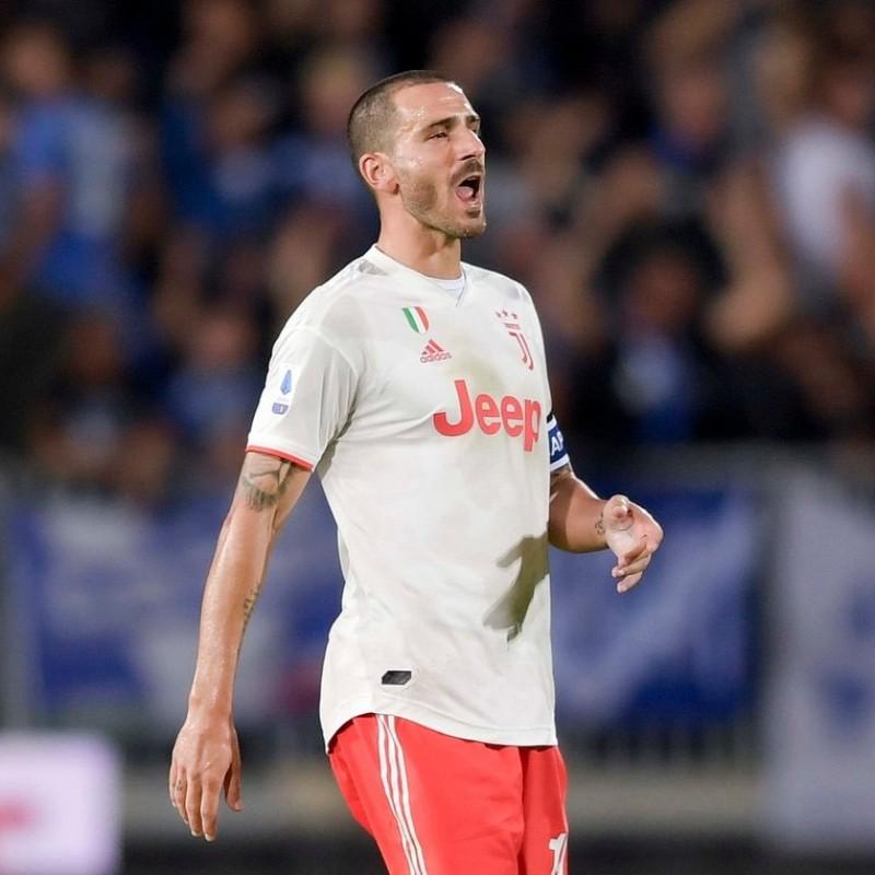 Bonucci's Official Juventus 2019/20 Signed Shirt