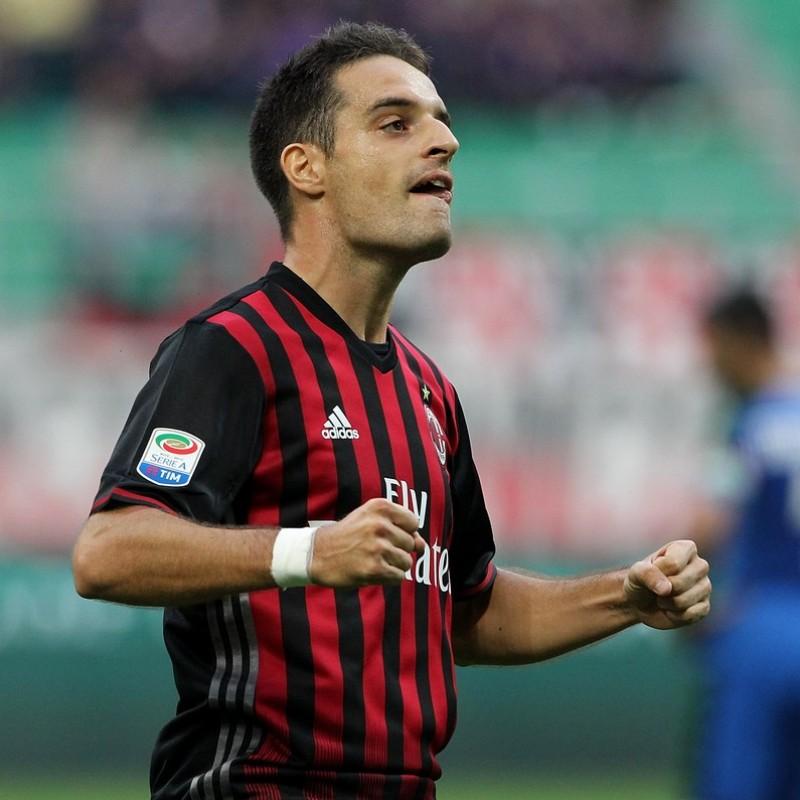 Signed Official Bonaventura 2016/17 Milan Shirt