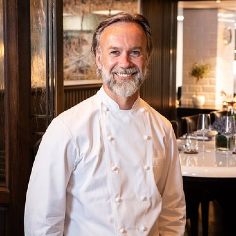 Chef's Table Experience for 10 at Marcus Wareing at The Berkeley, with Wareing!