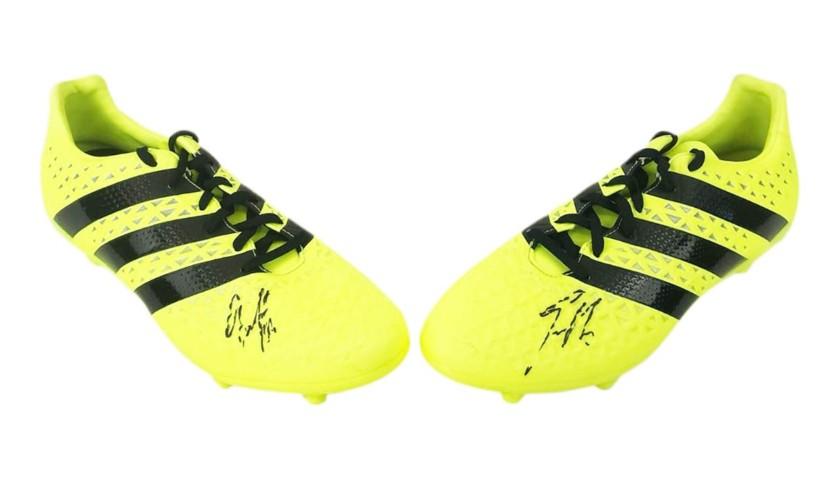 Adidas Boots Signed by Gennaro Gattuso