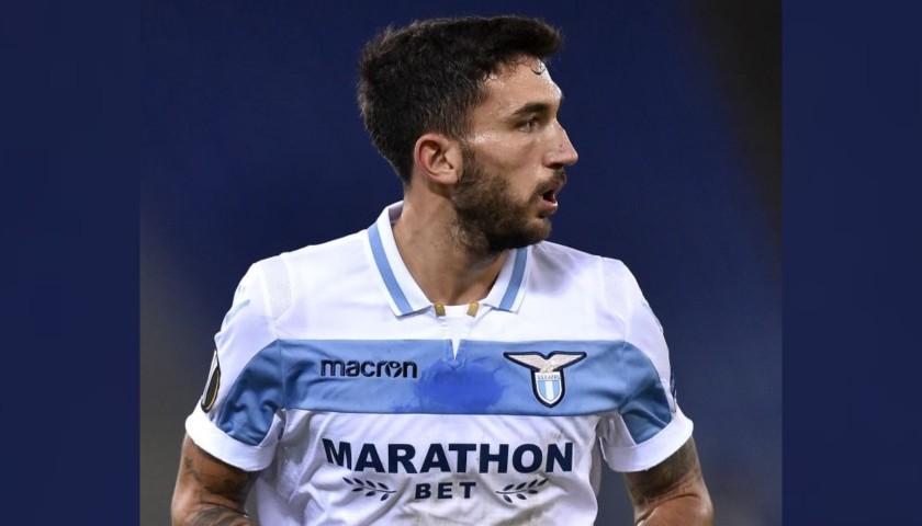 Cataldi's Match Shirt, Lazio-Marseille 2018