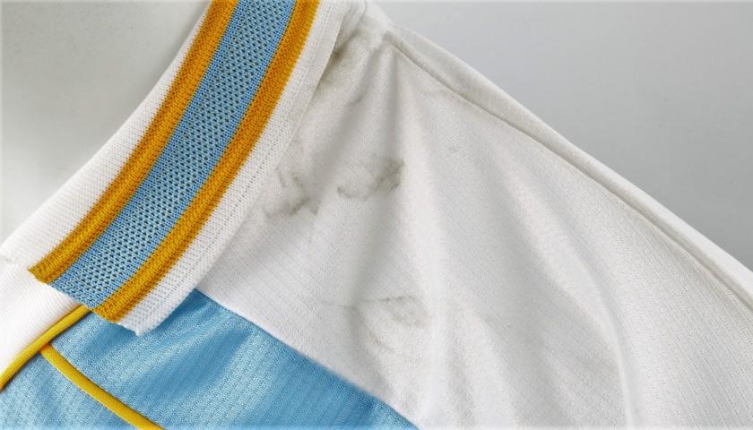 Mancini's Lazio Match Shirt, 1999/00
