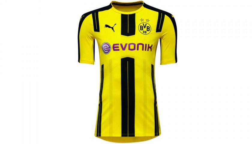 8368fef04 Ginter s Official Borussia Dortmund Signed Shirt