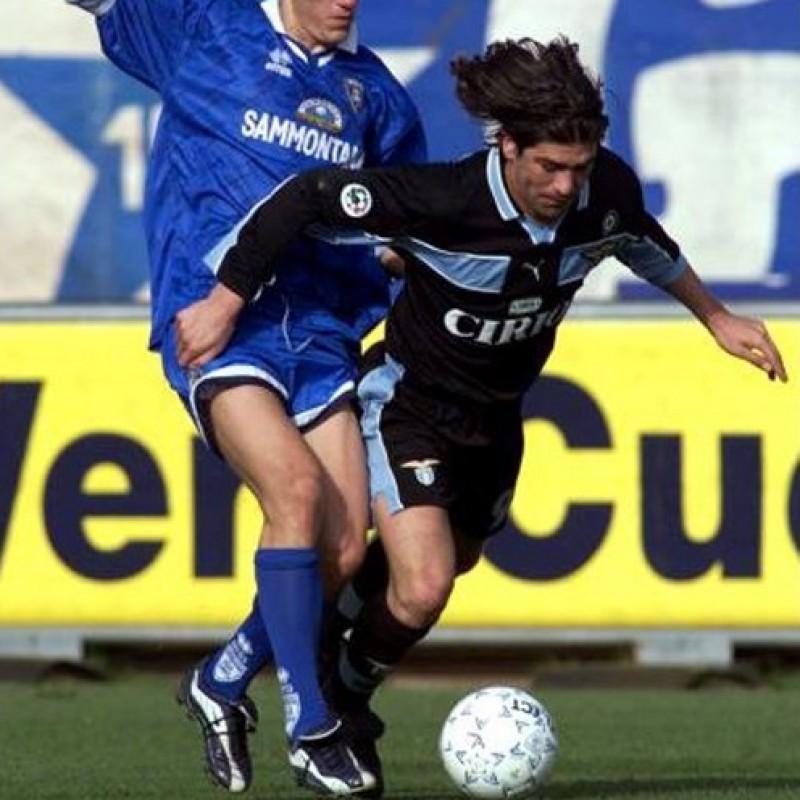 Salas' Lazio Worn and Signed Shirt, 1998/99