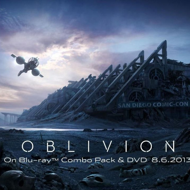 Original Script from the Film Oblivion