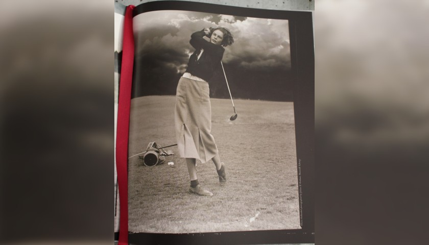 A Copy of Limited-Edition GOLF – The Captain's Edition