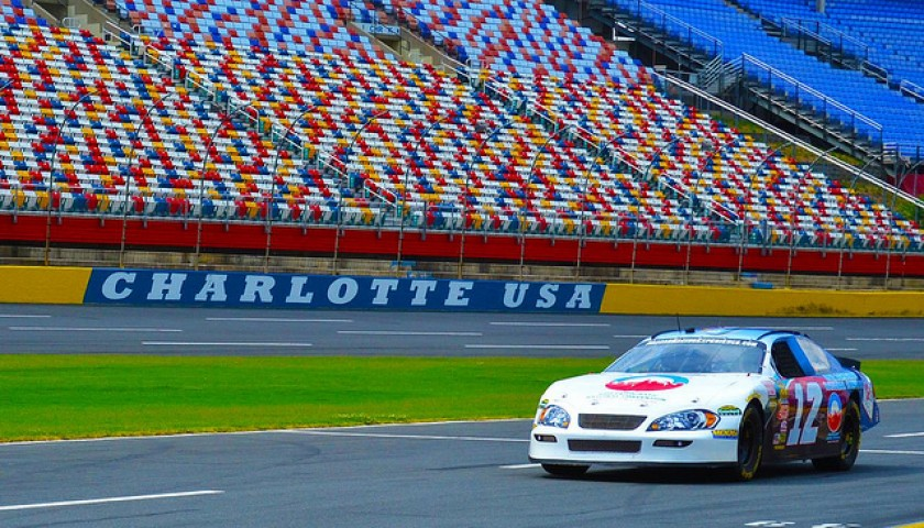 Speed Away with a NASCAR Driving Experience