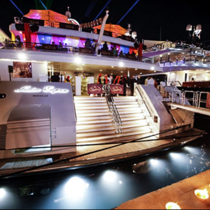 Abu Dhabi Super Yacht Grand Prix Package